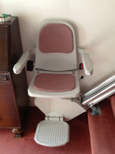Stannah Saxon 300 from Assured Stairlifts