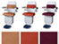 Stannah Upholstery Colours